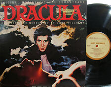 Dracula (Soundtrack) (MCA 3166) (John Williams) Frank Langella, Laurence Olivier