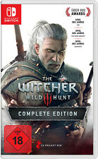 The Witcher 3: Wild Hunt - Complete Edition - Nintendo Switch (NEU & OVP!)