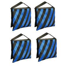 4x Counter Balance Sandbags Sand Bag for Photo Studio Light Stand Boom Arm