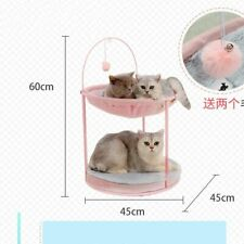 Hammock Cats House Beds Indoor  Mat For Warm Small Dogs Bed Kitten Cute Spot