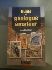 Guide Du Géologue Amateur