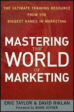 Mastering the World of Marketing: The Ultimate Training Resource from the Bigges