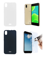 """Etui Gel Silicone Housse Coque Pour Wiko Y50/Sunny 4 3G 5"""""""