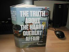 Joel Dicker - Truth about the Harry Quebert Affair *Signed Ltd Numbered 249/500*