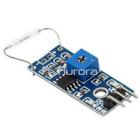 Reed Sensor Module Magnetron Module Reed Switch MagSwitch For Arduino