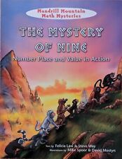 The Mystery of Nine: Number Place and Value in Action by Felicia Law, Steve Way
