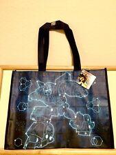 Transformers BumbleBee Large Reusable Shopper Tote Bag Blue & Black Brand New