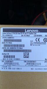 *NEW* Lenovo 4X60M97031 Geforce GT730 2Gb Dual DP Graphics Card