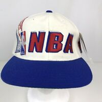 Vintage 90s NBA Big Plain Logo Sports Specialties Snapback Hat Cap NWT