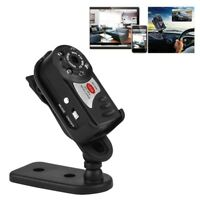 Portable Car Mini DV DVR Video WIFI IP Hidden Camera Video Record Night Vision