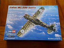 Hobby Boss MACCHI 200  1/72  Regia Aeronautica  Sealed Sigillato