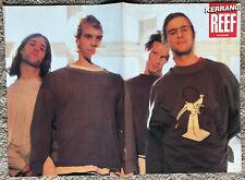 REEF - 1995 UK Magazinel centrefold poster