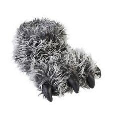 Men's Monster Claw Big Feet Giant Furry novedad zapatillas tamaño 7 8 9 10 11 12