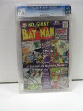 80 Page Giant BATMAN #12 CGC Universal Grade 7.0