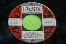 Teen Oldies Rock 45: The Cheese Cakes ~ Bye Bye Little Boy ~ Laurie 3336