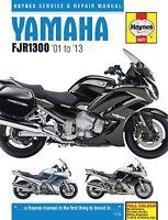 Yamaha FJR1300 2001 - 2013 Haynes Manual 5607 NEW