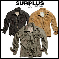 SURPLUS HERITAGE VINTAGE GIACCA Giacca Field Giacca militare US M65 Ranger S-XXL