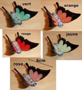 papillons en porcelaine,décoration, animal, statuette, papillon *S10***
