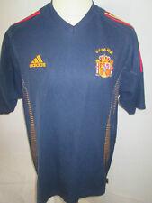 España 2002-2004 Away camiseta de fútbol Tamaño Grande / 34470