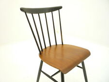 Netter Stuhl-Chair-50s 60s-TEAK-Originalzustand