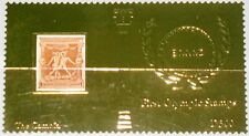 GAMBIA 2012 1st Olympic Games Stamps Gold Olympics 1896 Athens Sport D300 MNH 6