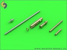 MiG 15/15 BIS, LIM 1/2, S-102/103, J-2 BARREL TIPS AND PITOT 1/48 MASTER