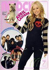 INROCK Jul 2006 7 Japan Music Magazine AVRIL LAVIGNE MUSE LOSTPROPHESTS