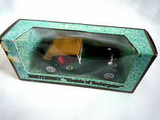 MATCHBOX Y-8 1945 MGTC / BRITISH RACING GREEN MODELS OF YESTERYEAR / MINT IN BOX