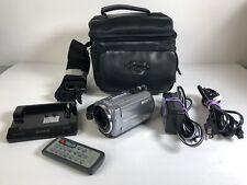 Sony Handycam DCR-SR82 60GB Flash Media Hard Drive 25x Digital Camcorder Remote