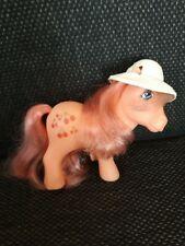 Mein kleines Pony G1 Kirschblüte mit Hut Hasbro 84