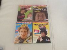 The Original Mrs Brown's Boys Parts 1 - 4 Dvds Brendan O'Carroll DVD All Region