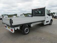 Dropside Right-hand drive Movano Commercial Vans & Pickups