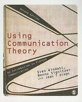 Using Communication Theory. An Introduction to Planned Communication by Windahl,