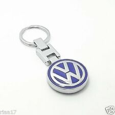 Volkswagen Metal Car Key Chain Keyring With VW Logo+1ST CLASS POST