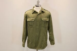 Original Iraqi Popular Army Ministry of Defense Green Combat Shirt & Pants