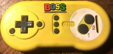 Yellow Boss Super Shell Controller Attachment For Nintendo WII System