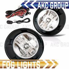 Cobra Tek For 2010-2013 Chevy Camaro Clear Lens Chrome Housing Fog Lights Lamps