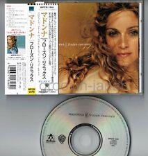 "MADONNA Frozen Remixes JAPAN 5-track 5"" MAXI CD WPCR-1846 w/OBI+PS Free S&H/P&P"