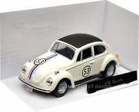 VW VOLKSWAGEN BEETLE HERBIE 1:43 Car NEW Model Models Cars Die Cast Miniature