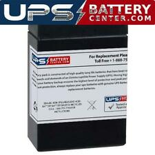 SigmasTek Sp6-2.8 6V 2.8Ah F1 Replacement Battery