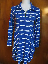 Kensie women's striking blue combo mini dress size Xsmall NWT
