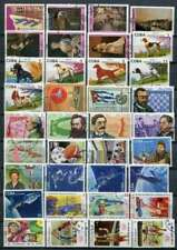 1CUBA  1976  COMPLETE YEAR SET annual collection  1976   used - cto