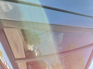 2003 2004 2005 2006 LINCOLN NAVIGATOR RIGHT REAR DOOR VENT GLASS