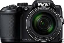 Nikon Coolpix B500 16.0 MP Digital Camera - Black