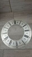 Vintage large  West Germany Roman Numeral Clock Face part, repair Craft