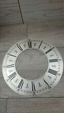 More details for vintage large  west germany roman numeral clock face part, repair craft