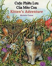Kitten's Adventure/Cuoc Phieu Luu Cua Meo Con (Vietnamese Edition)-ExLibrary