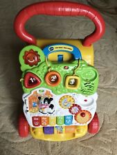 VTech Baby First Steps Baby Walker, Phone is Included