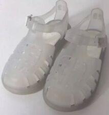 Igor Tenis Jelly Kids Sport Sandals, Unisex - Size 28 (US 10.5) Crystal