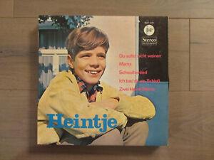 Heintje - Heintje - 1968 - Vinyl - LP (12 Inch) 60er